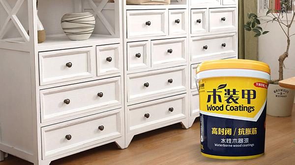 海顺水漆教你识别净味PU漆和水性木器漆