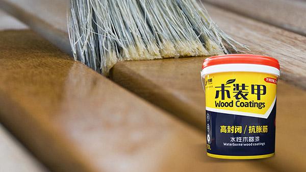 海顺水漆问答之水性木器漆的施工方法你知道多少?