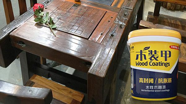 海顺水漆教您如何选购水性漆家具?
