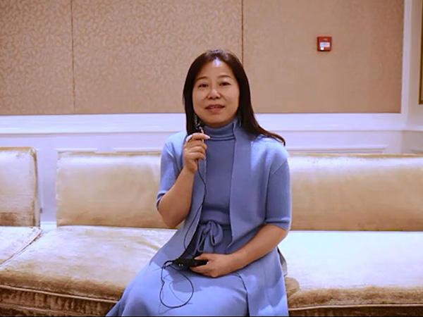 海顺水漆北京经销商罗小姐:小白到水漆年销售60~100万元