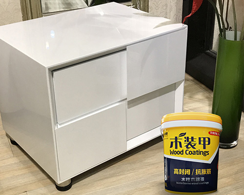 KGD-E41-101快干型水性白色底漆