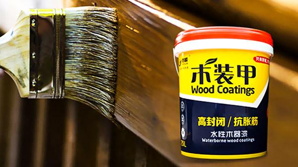 水性木器漆施工过程中,打磨究竟有多重要?